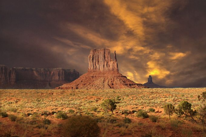 monumentvalley by MBphotographybiz - Creative Landscapes Photo Contest