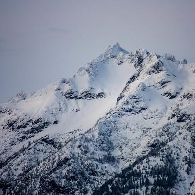 The Chelan Mountains