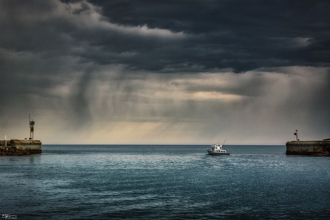 The Entrance to the Storm by scottkingman - Rain Photo Contest