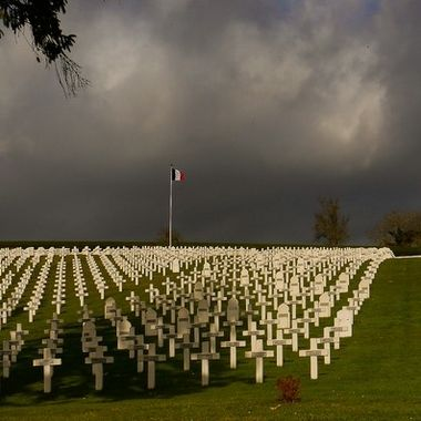 French War cemetary