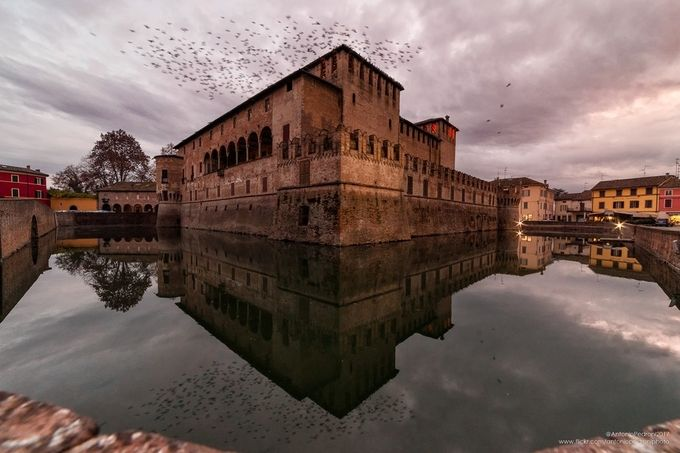 weather changes by AntonioPedroniPhoto - Architecture And Reflections Photo Contest