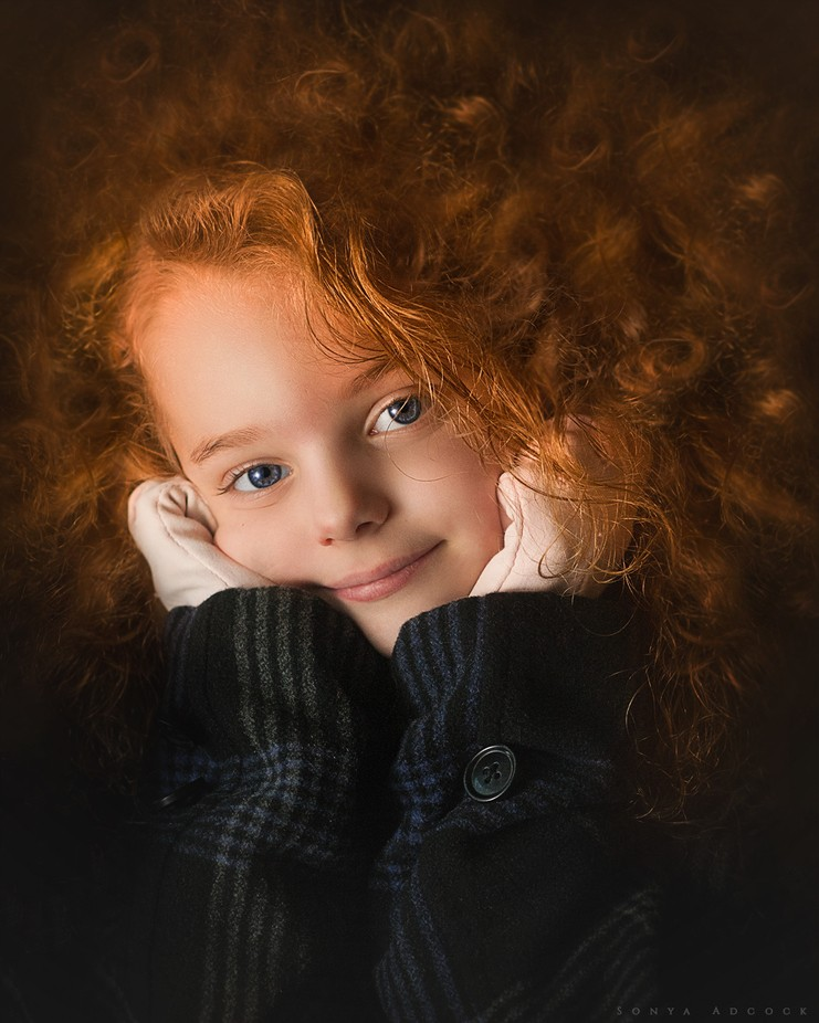 Gingersnap by SonyaAdcockPhotography - It Is Red Photo Contest