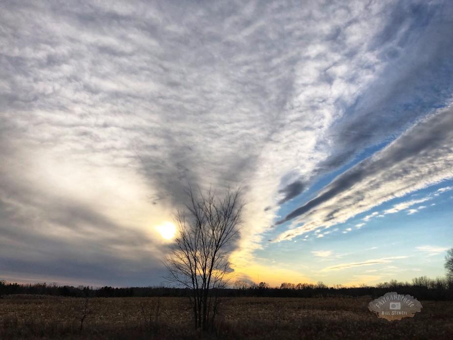 IphoneX clouds