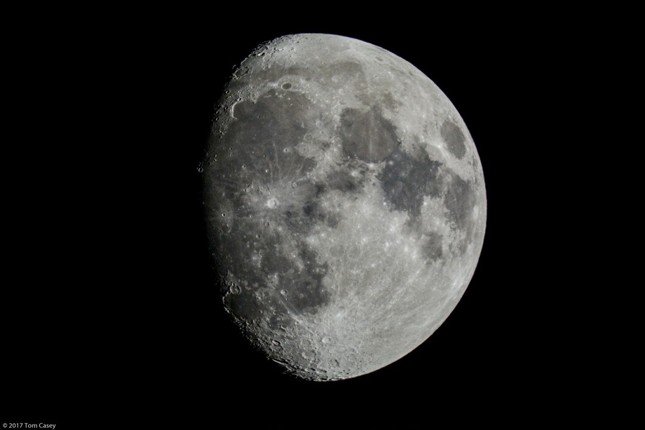 """Nikon 7100 attached to an astronomical telescope (8"""" aperture) working at F/6.3; 1/2500 ..."""