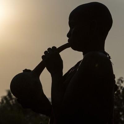 Tribal Silhouette