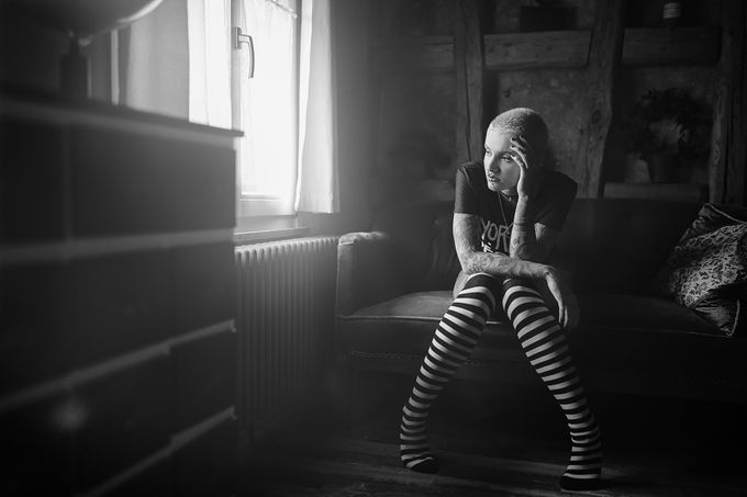 Puppet_1705_0124_bw1_9_s by christiangigerphotography - My Favorite Chair Photo Contest