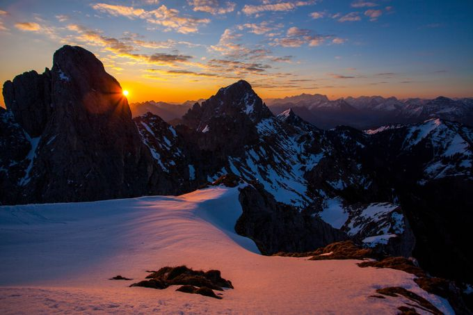 Peak Sunrise by artru88 - Creative Compositions Photo Contest Vol5