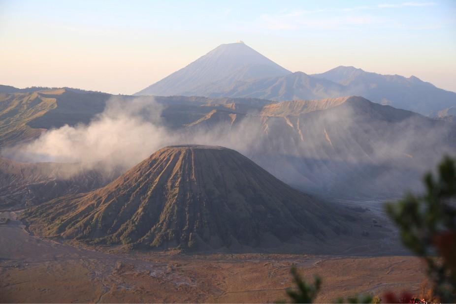 Mount Bromo- EastJava Indonesia