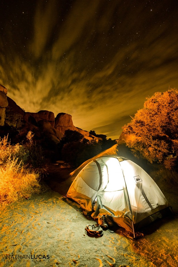 Climbing base camp  by nathanlucas - Outdoor Camping Photo Contest