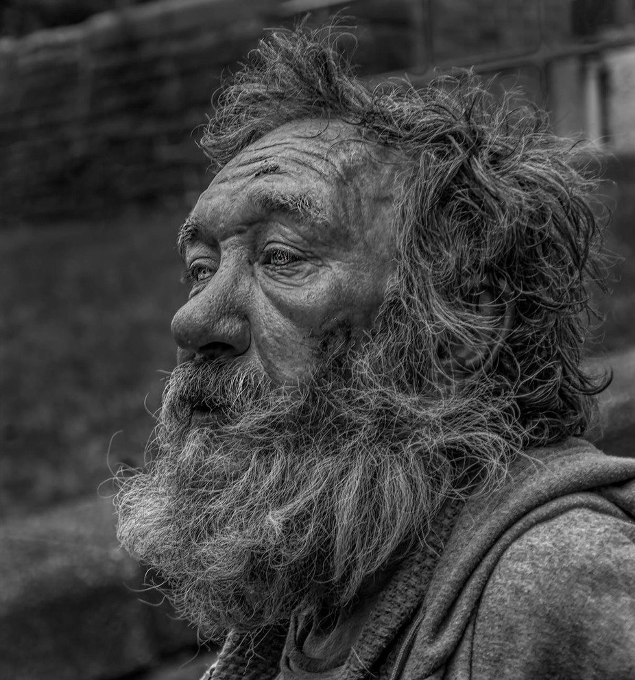 old man by pegleg - Social Exposure Photo Contest Vol 12