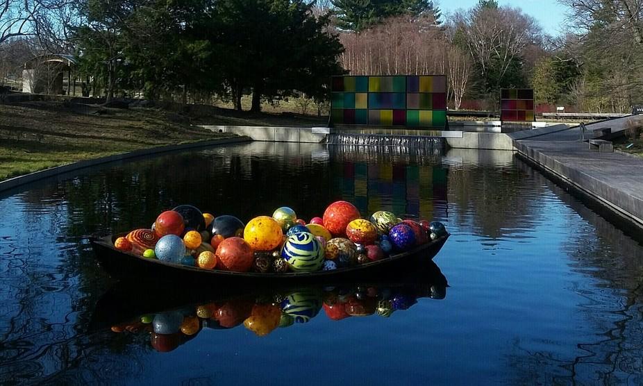 New York (Bronx) Botanical garden
