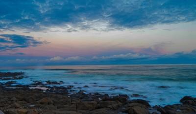 Ballito Beach Sunset