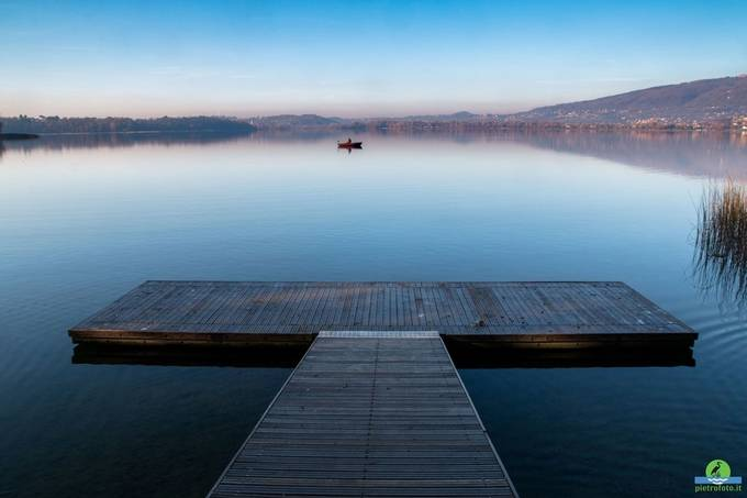 Tranquillity at the lake by pietroebner - Promenades And Boardwalks Photo Contest