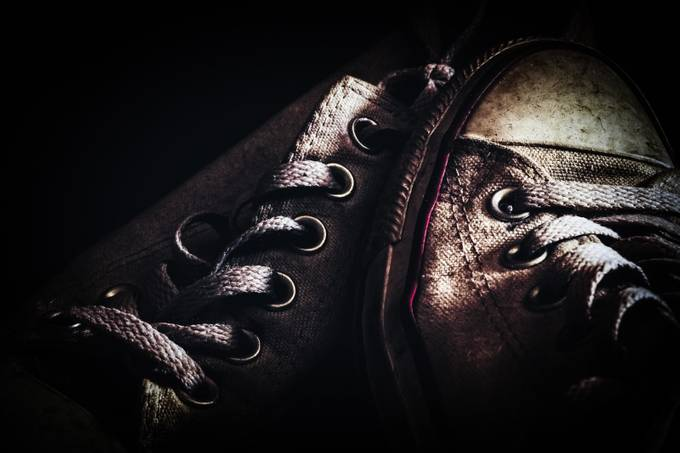 Old Converse by stephenpatterson - Cool Shoes Photo Contest