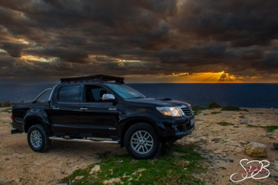 A great overland vehicle