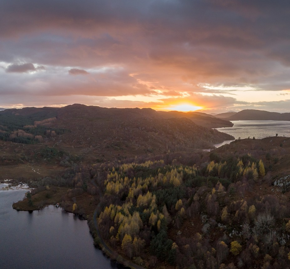 This is a wonderful part of the world above loch ness and the great glen and close to my home. Th...