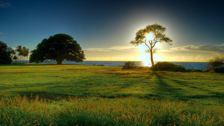 @Province Beautiful Sunset