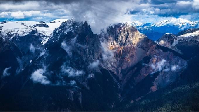 Mt Cayley - Squamish Valley, British Columbia, Canada