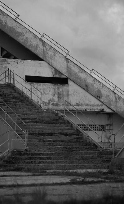 Abstract: Estadium-Estadium. Divergen Stairs, part: 49