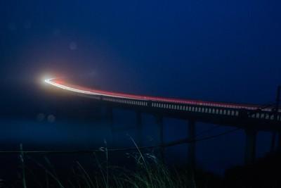 Bixby Bridge - Foggy Long Expo