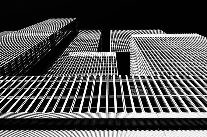 De Rotterdam by kimpaffen - Simple Architecture Photo Contest