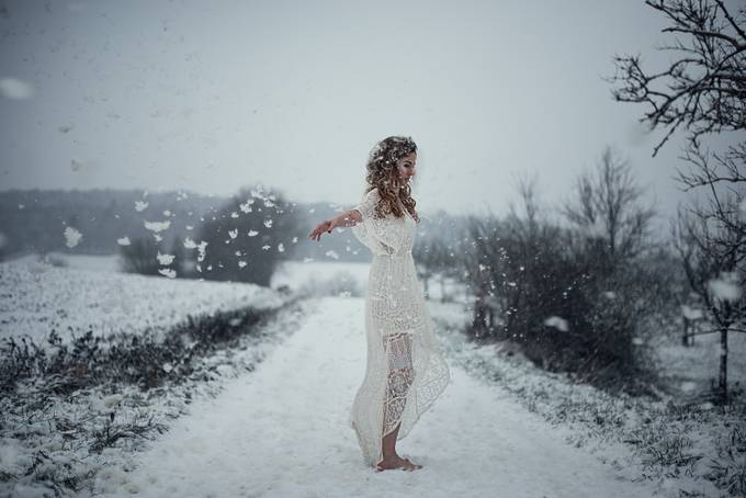 Snowdance by sollenaphotography - Zen Photo Contest