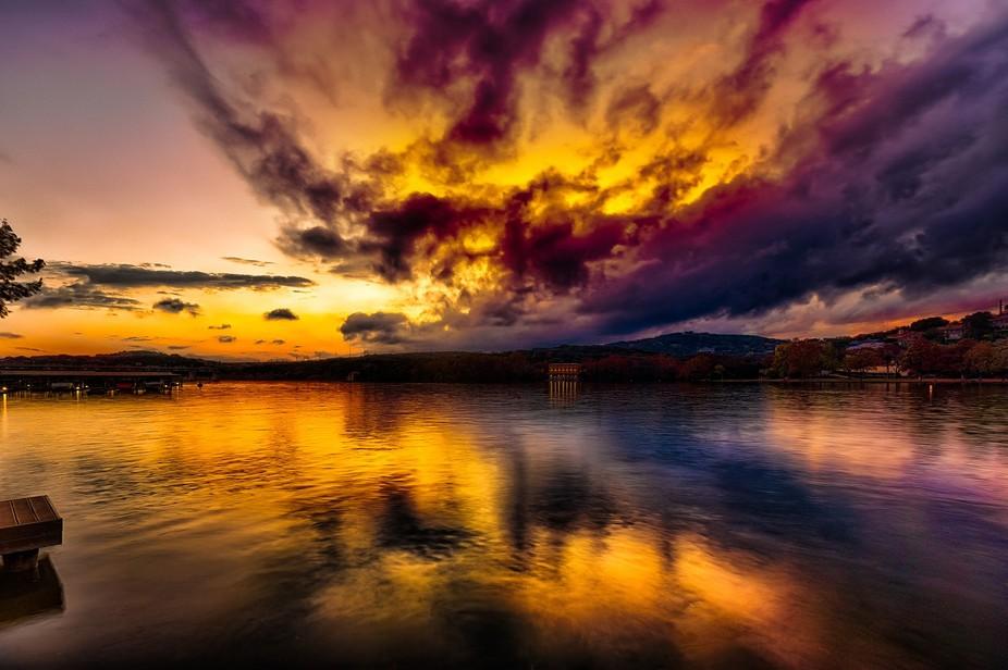 Lake Austin Sunset
