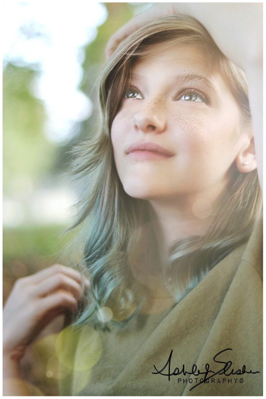 Warm sun on your face during a chilly winter day ~ Ashleigh Slisher Photography by Ashleighslisher - People With Bokeh Photo Contest