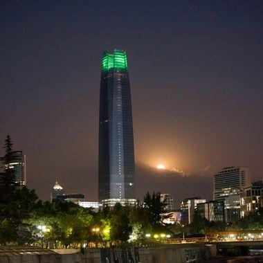 Gran Torre de Santiago