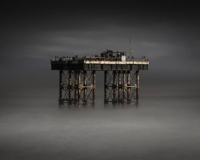 Platform by Jellyfire - Long Exposure Experiments Photo Contest