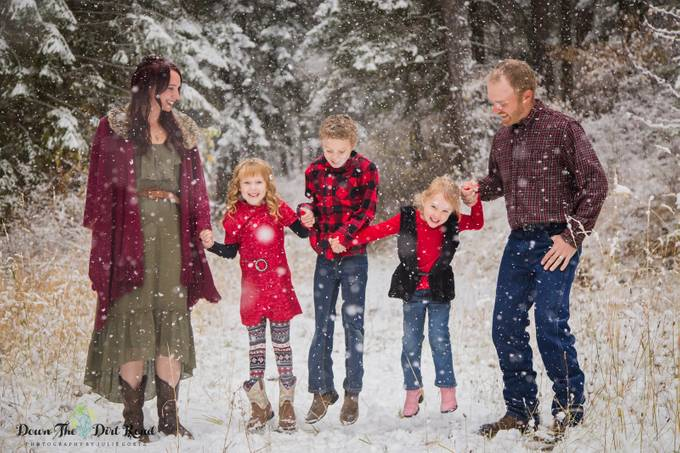 The joy of family by dtdrphotography - Family In The Holidays Photo Contest
