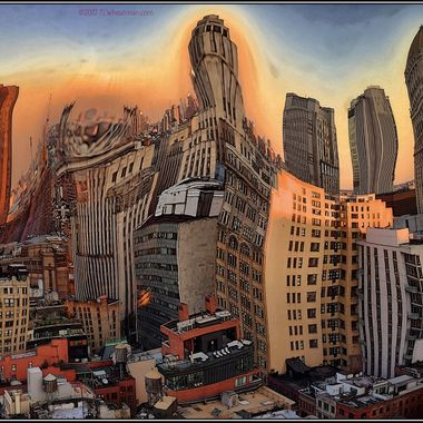 Red Groom's Manhattan