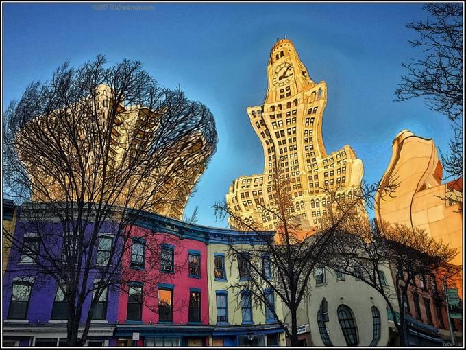 Brooklyn's Williamsburg Bank Building Re-Imagined.