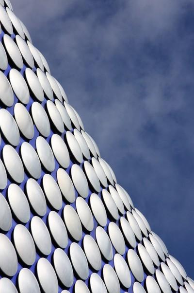Birmingham button (Wierd shaped buildings)