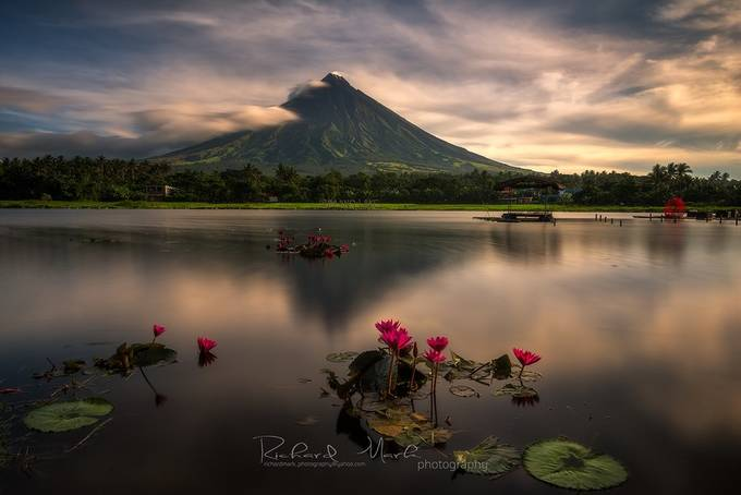 Mayon by markrichard - Explore Asia Photo Contest