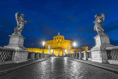 Castelo San'-Angelo - Rome