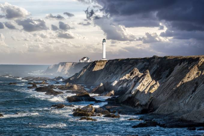 Point Arena Lighthouse by MBphotographybiz - Covers Photo Contest Vol 43