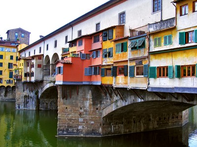 The Ponte Vecchio Forance Italy a Different View