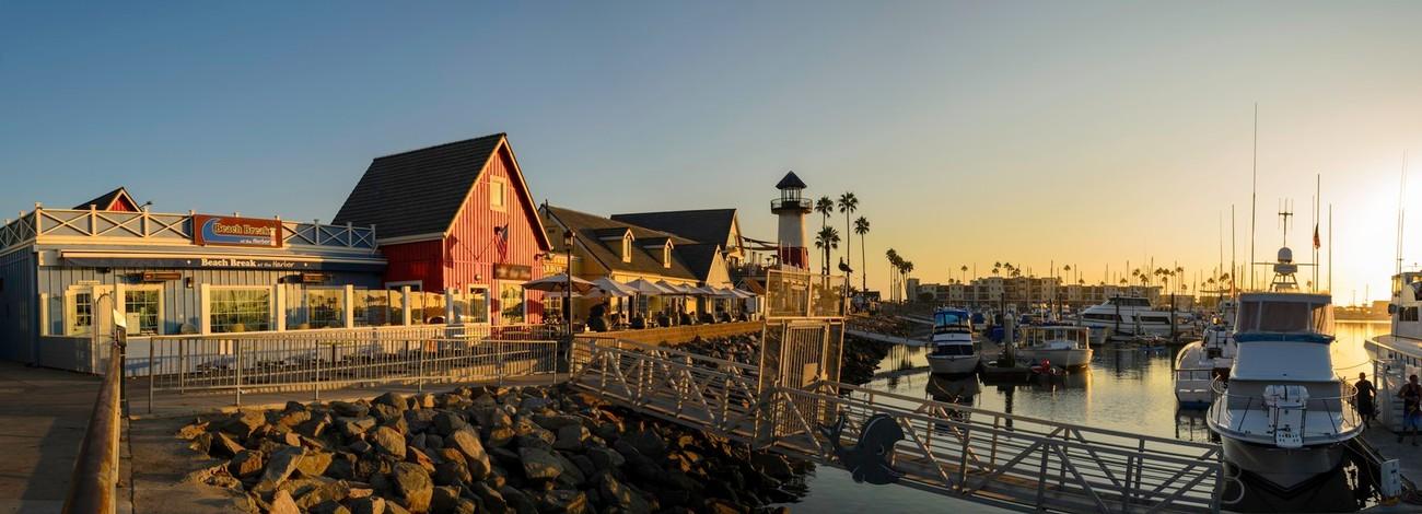 Oceanside Harbor, Oceanside, CA