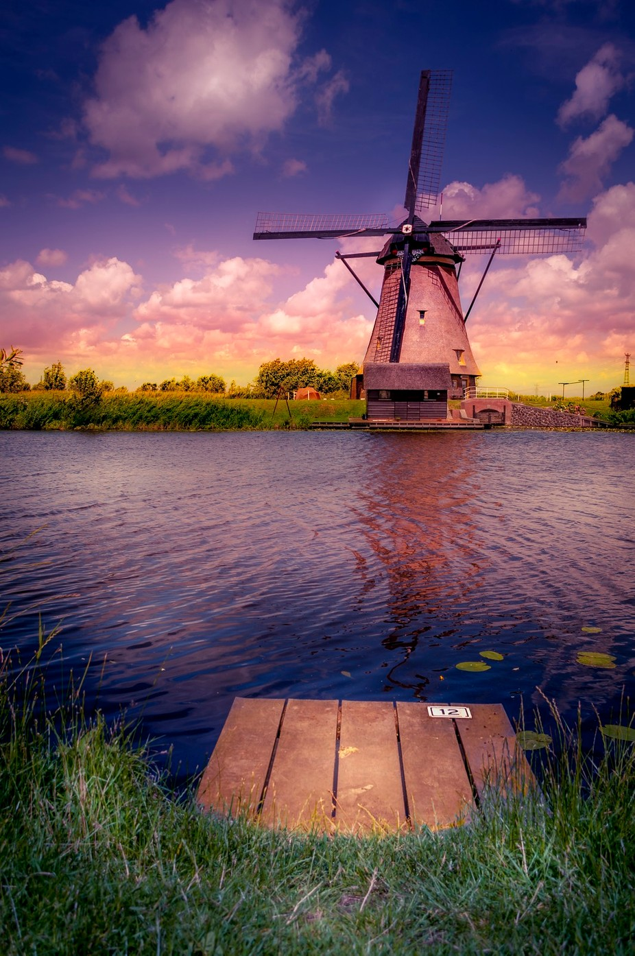 IMGP5706 by vanOgtropPhotography - Windmills Photo Contest
