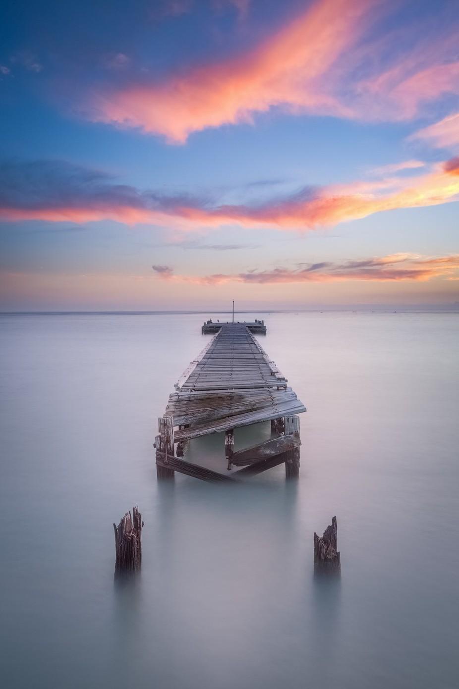 Strand Jetty by Bertus_ZA - Promenades And Boardwalks Photo Contest