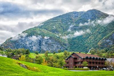 Bergen to Flam, Norway