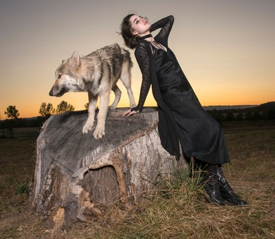 Meena and the Wolf