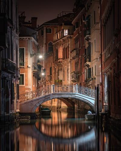 As Venice Sleeps