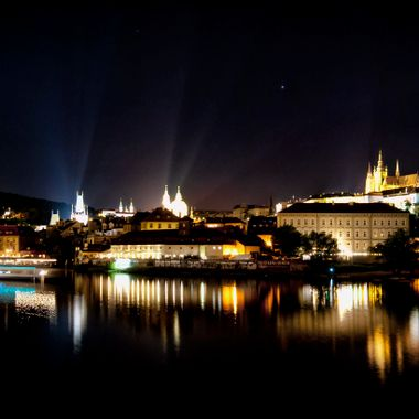 Prague Nightscape
