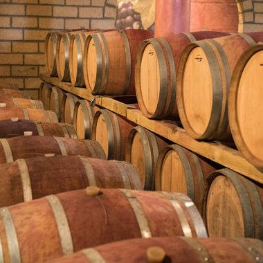 One of the fun things about living in Italy is visiting small wineries. By going on a weekday and call in advance, it is not unheard of to meet the owner and share a meal while sampling wines.