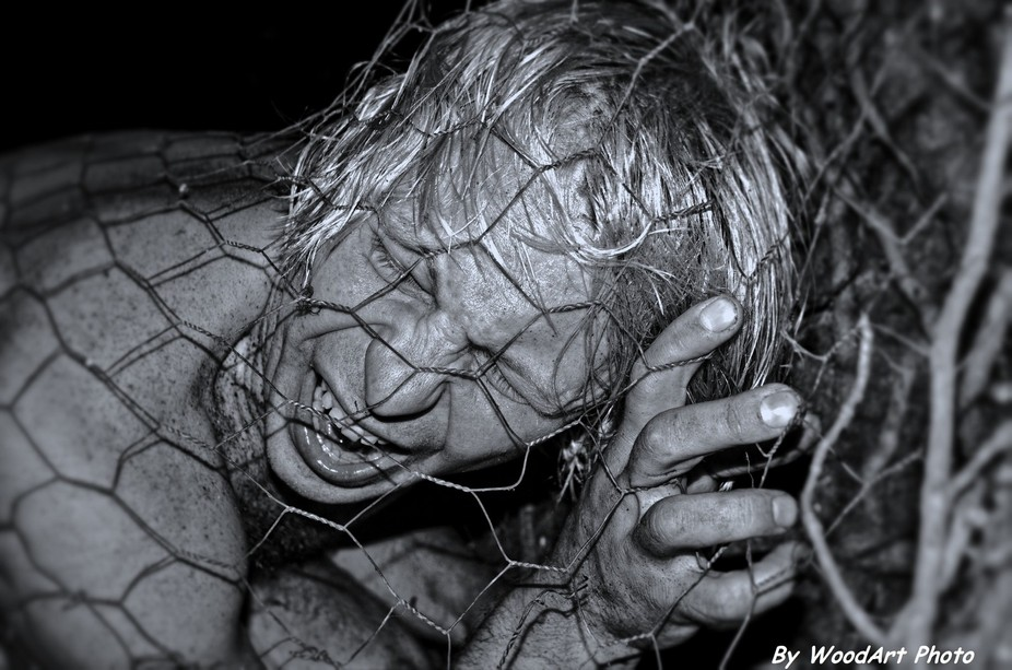 from <Trapped Freedom> photoproject...