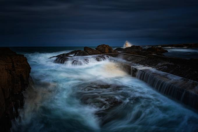 Raging Sea by extremalen - Covers Photo Contest Vol 44