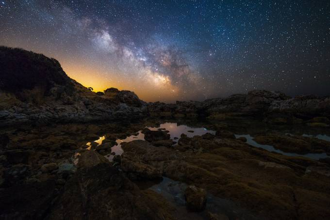 Starry Night! by Dflorenzi - Nature And The Night Photo Contest
