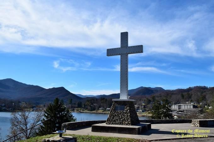 The Cross Among the Mountains